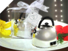 Tea Pot Kitchen Timer