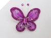 Bewitching Butterfly - Fuchsia/Hot Pink