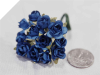 Paper Roses - Royal Blue 144/pk