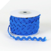10mm Ric Rac - Royal Blue