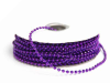 3mm String Beads-Purple-21.94m