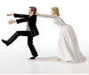 Oh No You Don't Cake Topper