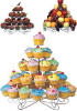 Cupcakes Dessert Stand - Large