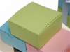 10 x 10 x 5cm Cake Box - Sage Green -25pc