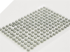 Adhesive Pearls - Pewter 528pcs