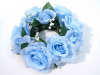 Candle Ring-Blue-1/pk