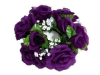 Candle Ring-Purple-1/pk