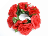 Candle Ring-Red- 1/pk