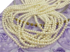 Lustre Pearl Strands - Ivory
