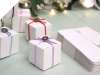 5.08cm White Favour Box-25pc