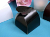 Black Heart Top Favour Box -50 Pack