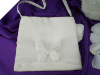 Butterfly Bridal Wedding Purse - Ivory