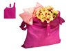 Reusable Shopping Bag - Fuchsia
