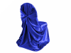 Universal Chair Covers (Satin) - ROYAL BLUE