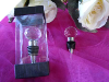Crystal Ball Bottle Stopper Favour