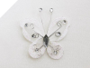 Bewitching Butterfly - White