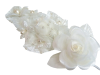 Headpiece-Ivory-1/pk