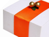 3.81cm Grosgrain Ribbon - Orange