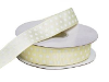 2.22cm Polka Dot Ribbon-Yellow
