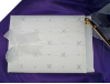 Rhine and Pearl Guest Book with Pen - Ivory