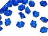 Acrylic Ice - Blue - 300pcs