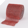 Diamond Jewel Wrap - Red - 9.14m Roll