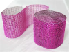 Diamond Jewel Wrap - Fuchsia/Hot Pink - 9.14m Roll