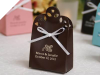 Personalized Sacchetto Chocolate Favour Box - 100pc