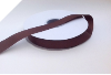 2.22cm x 45.72metres Grosgrain - Chocolate Brown