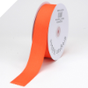 2.22cm x 45.72metres Grosgrain - Orange