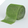 Diamond Jewel Wrap - Apple Green - 9.14m Roll