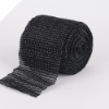 Diamond Jewel Wrap - Black - 9.14m Roll