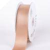 0.95 cm Satin Ribbon-Beige/Tan