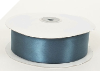 2.22 cm Satin Ribbon-Teal