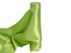Satin Fabric 137cm x 9.14m - Apple Green