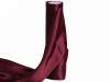 Satin Fabric 137cm x 9.14m - Burgundy