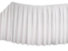 Linen Table Skirt - White (3 sizes)
