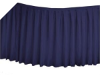 Linen Table Skirt - Navy Blue (3 sizes)
