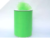 15.24cm x 91.44m Tulle Roll - Apple Green