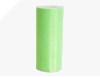Shimmering Organza Tulle - Apple Green