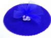 22.86 cm Tulle Circle - Royal Blue/25pk