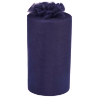 22.86cm x 91.44m Tulle Roll - Navy Blue