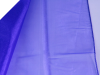 Organza wrap 147.32cm x 9.14m - Royal Blue