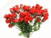 Mini Rose Buds - Red 1-bunch