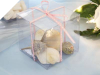 7.62cm Clear Cup Cake Box- 25pc