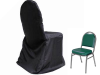 Banquet Chair Covers (Polyester) - BLACK