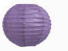 60.96 cm Paper Lantern-Royal Purple