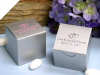 Personalized Silver Box - 100 Count