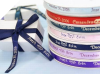 0.95 cm Personalized Ribbon - 100pcs