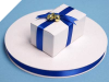 0.95 cm Satin Ribbon-Royal Blue